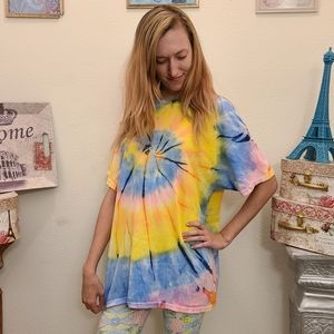 Unisex Tie-Dye T-shirt